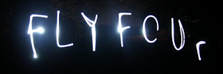 Light Photography drawing of FLYFOUR