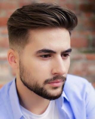 تسريحة شعر شبابي روشه، احلى تسريحات شعر جديدة