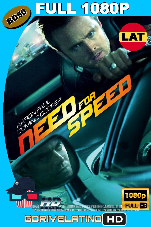 Need for Speed: La Película (2014) BD50 1080p Latino-Ingles ISO