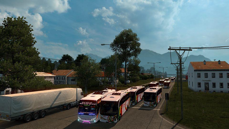 Traffic Bus Lintas Timur V2 &