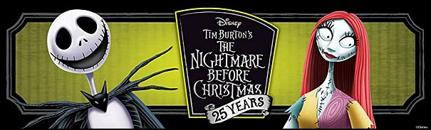 Disney The Nightmare Before Christmas by Tim Burton bedroom decor