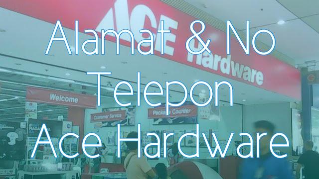 Alamat dan Nomer Telepone ACE Home Center Central Park Neo SOHO Mal