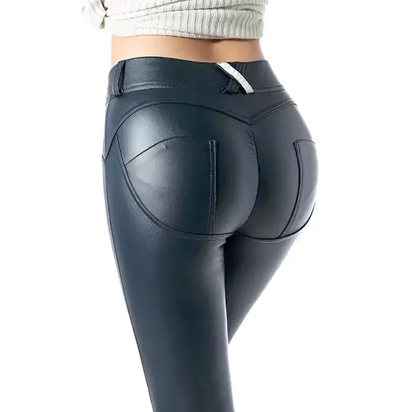 Leather PushUp Leggings