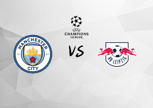 Manchester City vs RB Leipzig  Resumen y Partido Completo
