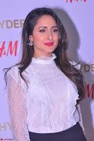 Pragya Jaiswal in lovely Black Mini Skirt and White Transparent Shirt ~  Exclusive 044.JPG