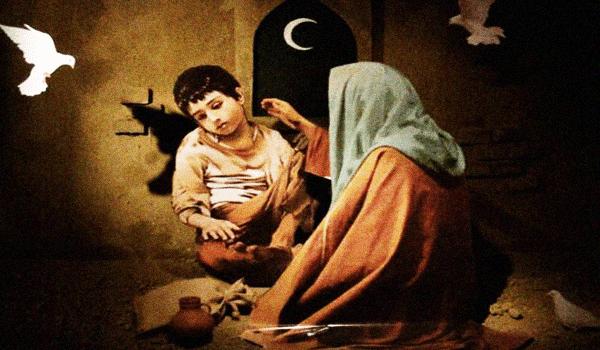 قصيدة للإمام علي بن أبي طالب