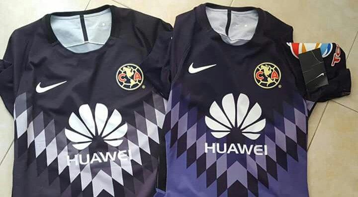 more photos 98ef4 d0365 Club América 17-18 Heimtrikot enthüllt - Nur Fussball