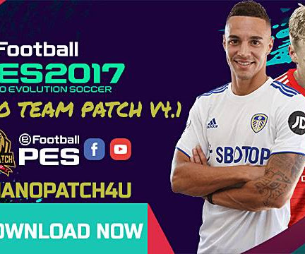 PES 2017 Pro Team Patch V4.0 AIO + Update V4.1 Season 2020/2021