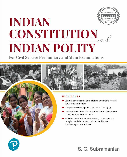 Indian Constitution and Indian Polity :  For Civil Service Exam PDF Book