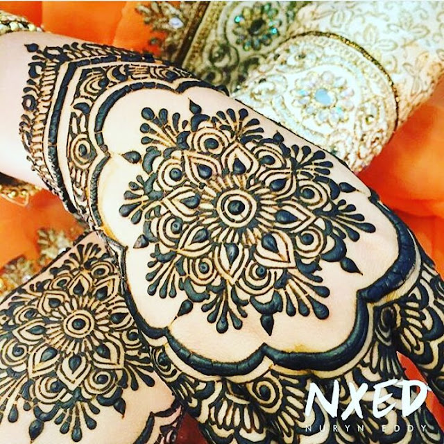 new arabic mehndi designs 2018