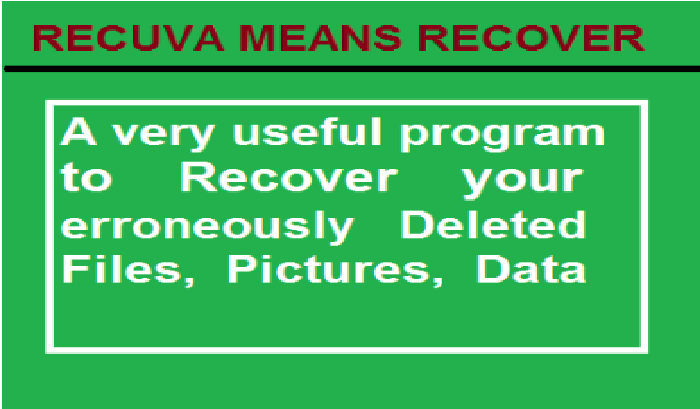 http://www.wikigreen.in/2020/06/small-free-file-recovery-software-recuva.html