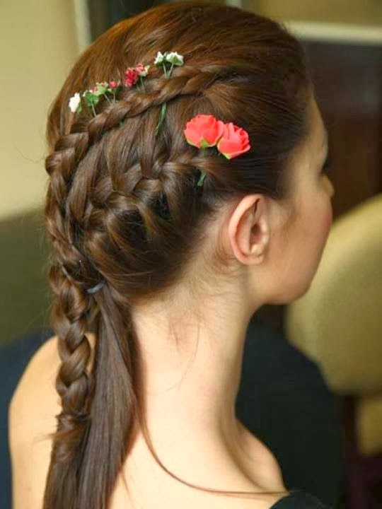 Amazing Hair Style for girls