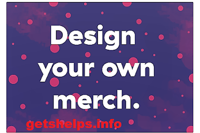 Earn money from Teespring by selling t-shirts, How does Teespring work?