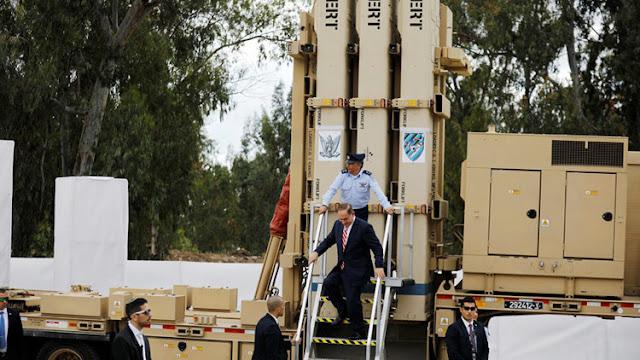 """""""Peligro existencial para los enemigos"""": Netanyahu inaugura un nuevo sistema antimisiles israelí"""