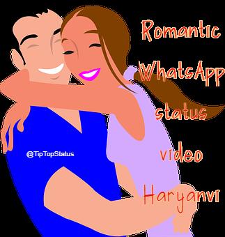 Full Screen Romantic WhatsApp status video Haryanvi