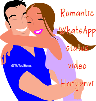 Full Screen Romantic WhatsApp status video Haryanvi