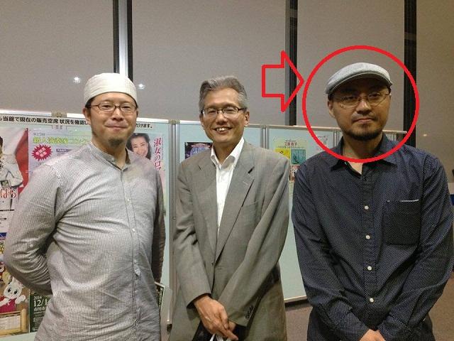 televisi jepang akan menghadirkan Sheikh Saeed Sato sarjana Islam Jepang dalam acara bimbingan islam