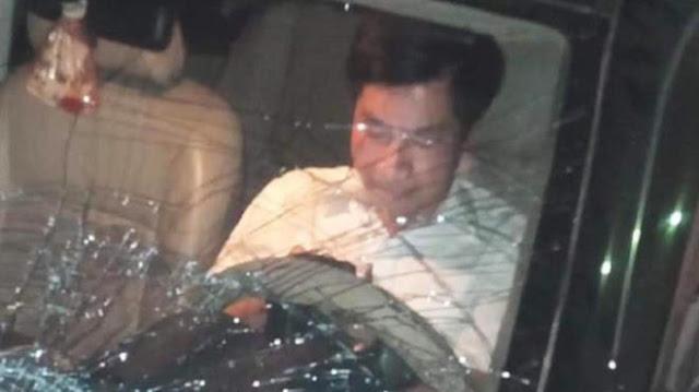Công an khởi tố ông Nguyễn Văn Điều uống rượu, gây tai nạn rồi bỏ chạy