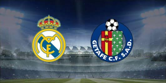 مباراة ريال مدريد وخيتافي بتاريخ 04-01-2020 الدوري الاسباني