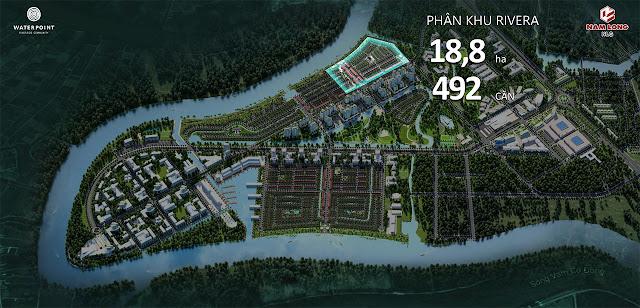 Giới thiệu chủ đầu tư dự án Waterpoint Nam Long - NLG