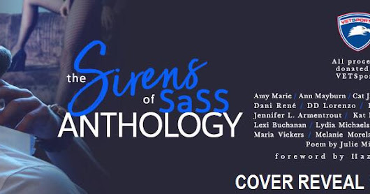 COVER REVEAL ~ The Sirens of SaSS Anthology