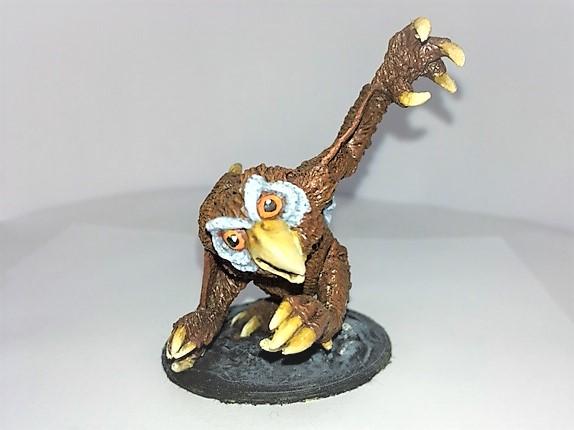 Reaper Bones Owlbear