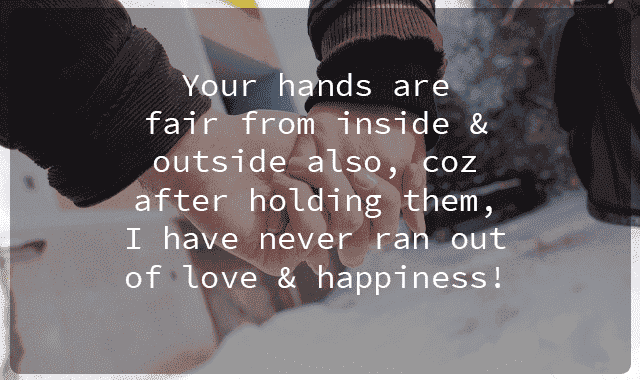 Hot love messages for husband