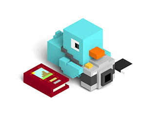 Mega Voxels showcases Voxel Art and Games