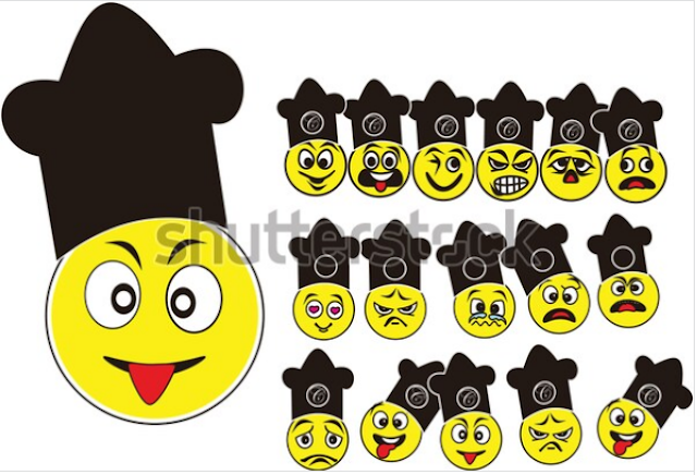 illustration character cartoon face