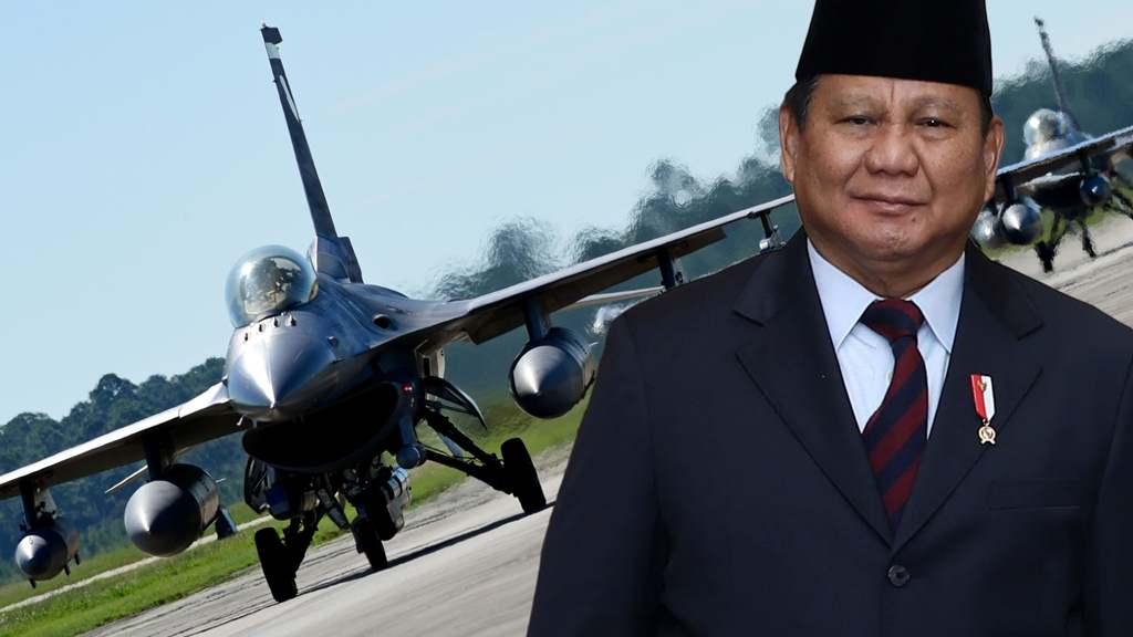Prabowo dan F-16