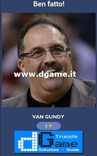 Soluzioni NBA Team Quiz livello 84