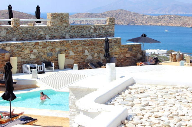 Liostasi hotel & spa, hoteli na Ios ostrvu
