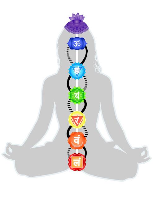 Los Chakras en nuestro cuerpo