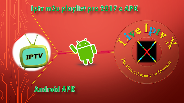 IPTV M3U PRO 2017 APK