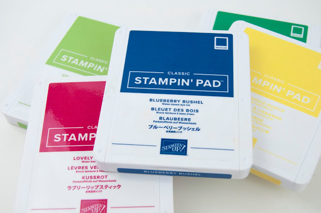Stampin' Up! Ink Pads: a review by Jen Gallacher for www.jengallacher.com #inkpad #stamping #stampinup #jengallacher