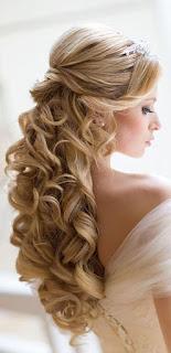 Best Wedding Women Long Hairstyle
