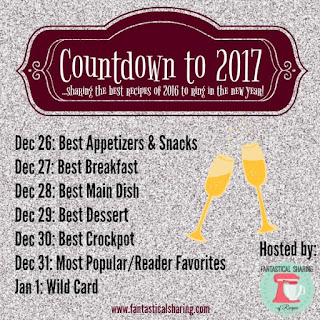 My 10 Favorite Recipes from 2016 from Karen's Kitchen Stories