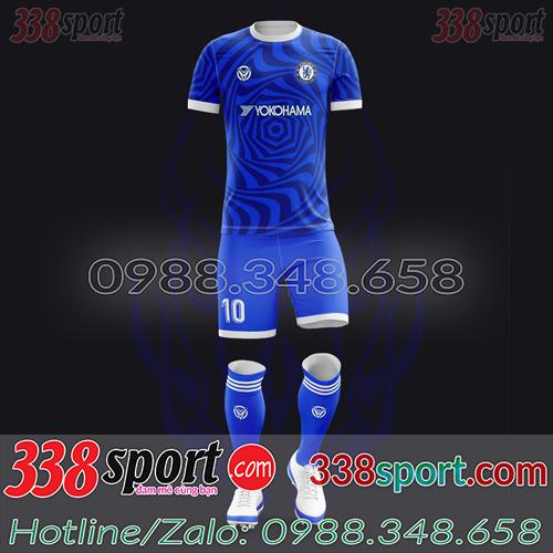 Áo Chelsea Đặt May Theo Yêu Cầu - Mã CHELSEA 02