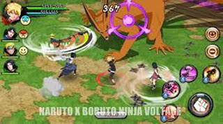Download Naruto x Boruto Ninja Voltage Full APK Terbaru 2020