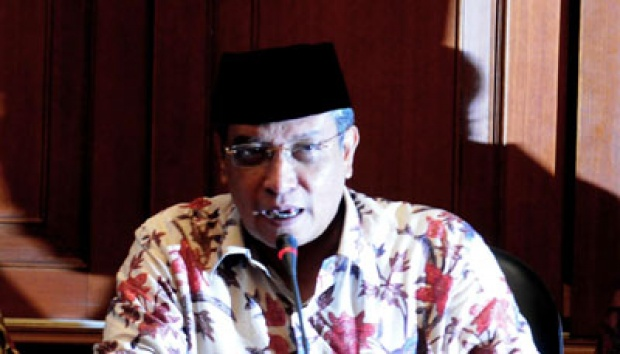 Himbauan Untuk Kita, Ketua Umum PBNU Said Aqil Siroj: Allah Jangan Diajak Kampanye