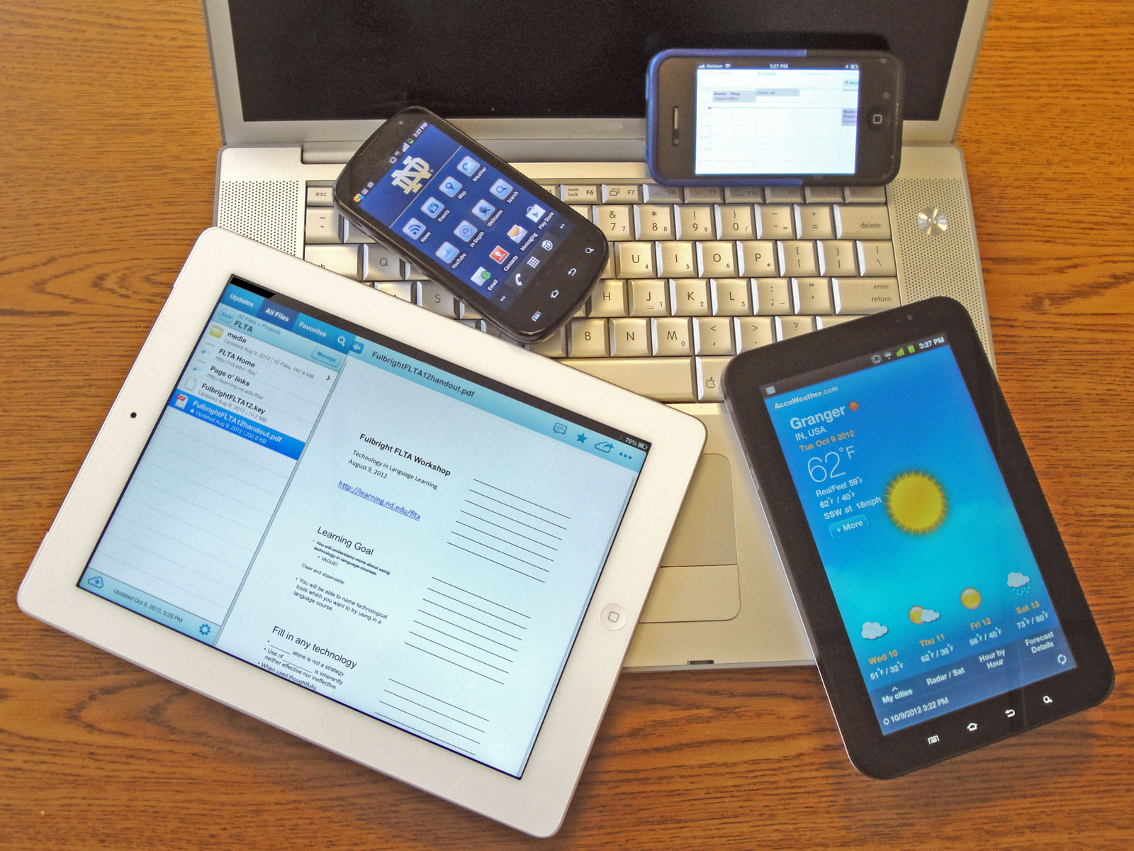 2014 will be the year enterprise goes mobile - BYOD boom