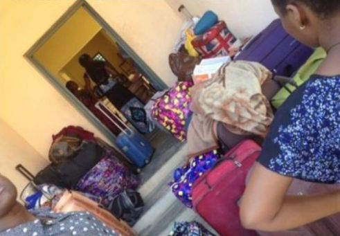 Female students thrown out of Bowen Uni Hostel after 'fighting' with IJMB student