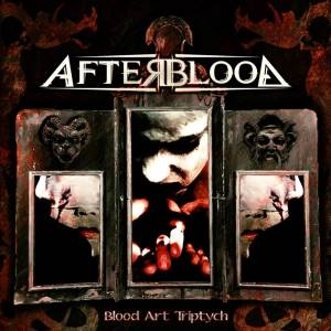 AfterBlood - Blood Art Triptych