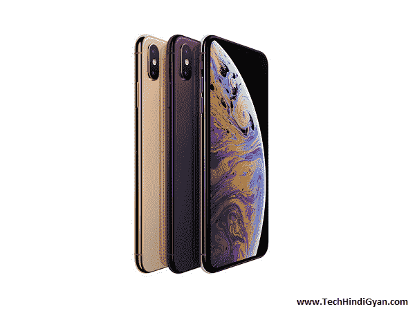 iPhone XS Price and Full Phone Specifications & Features - TechHindiGyan.com