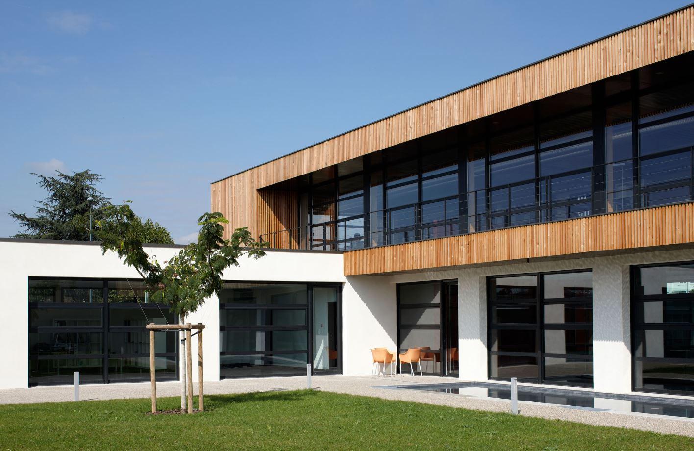 Agence BBC & Architectes à Lyon