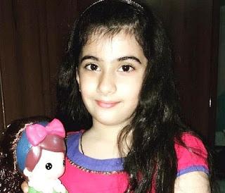 Gangaa aka Ruhana Khanna (Child Actress) Height, Weight, Age, Family, Biography and More