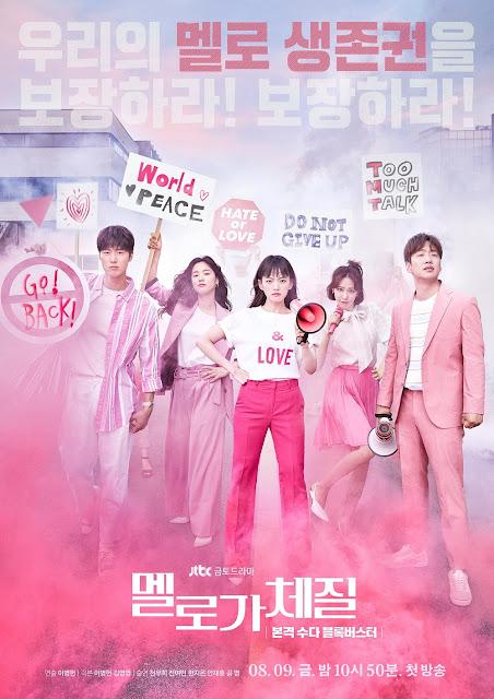 Daftar Pemain dan Sinopsis Drama Korea Be Melodramatic