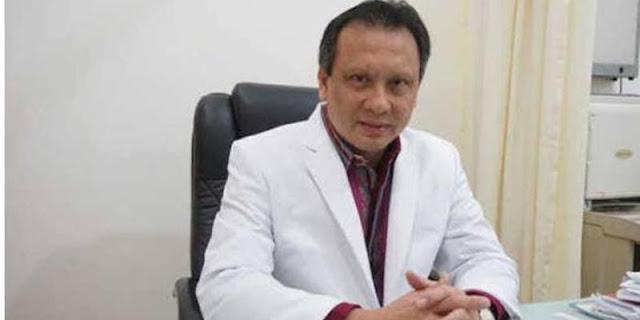 Gara-gara Air, Dokter Spesialis Penyakit Dalam Menjadi Bupati