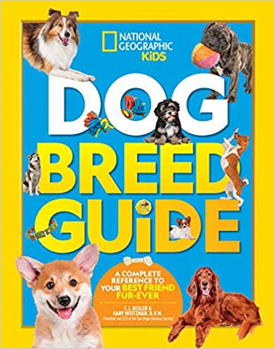 "National Geographic Kids Books Are Simply ""PAW-some"" Giveaway"