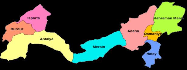 Akdeniz Gezilecek Yerler